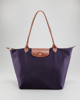 Longchamp Le Pliage Large Shoulder Tote Bag, Modern Colors   Neiman
