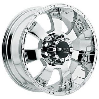 Incubus Krawler 20x9 Chrome Wheel / Rim 6x5.5 with a  12mm Offset and