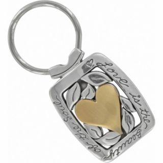Brighton Heart Soul Twist Keyfob E14190 Rtls $26 Gift Giving Season Is