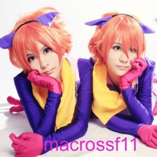 Oran High School Host Club Kaoru Hikaru Hitachiin Twins Orange Cosplay
