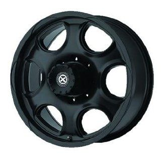 American Racing ATX Storm 18x8.5 Teflon Wheel / Rim 5x4.5 with a 30mm