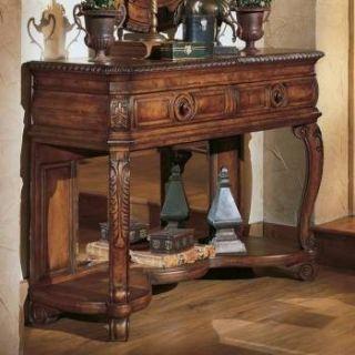 Hillsboro Classic Petticoat Console Table by TS Berry New