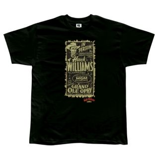 Hank Williams Grand Ole Opry T S