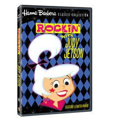 New DVD Rockin with Judy Jetson Hanna Barbera 1988