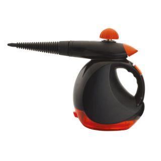 Multi Purpose Pressurized Handheld Steam Cleaner w Accessories 350ml