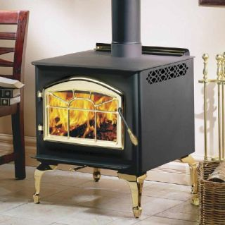 Napoleon 1100PL Deluxe EPA Wood Burning Stove with Legs