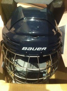 Bauer 7500 Hockey Helmet with Cage Combo