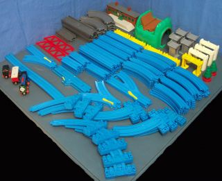 Huge Lot of Thomas The Train Friends Road Track System by Tomy