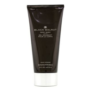 Banana Republic Black Walnut Body Wash Gel Unboxed 150ml Men Perfume