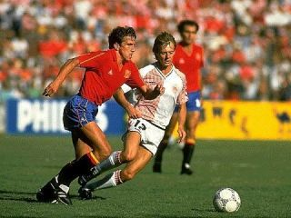 World Cup 1986 Denmark Spain 1 5 Entire Match DVD English Commentary