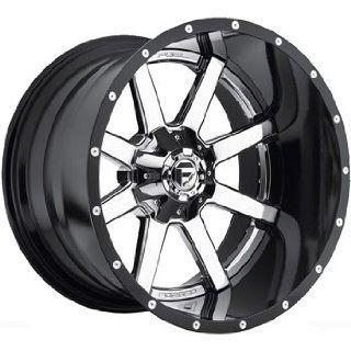 Fuel Maverick 20 Chrome Wheel / Rim 8x170 with a  19mm Offset and a