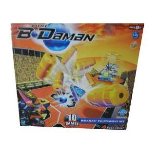 Battle B Daman Tournament Set: Toys & Games
