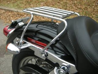 Detachable Luggage Rack 04 Harley Davidson Sportster