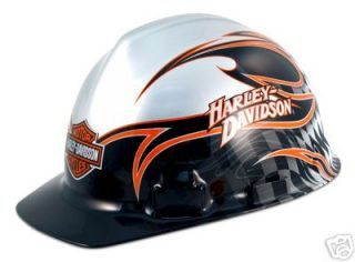 Harley Davidson Racing Hard Hat Safety Cap HDHHAT20