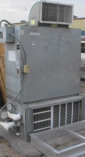 TRANE Air Handler Fan Heat Exchanger 1hp size 072