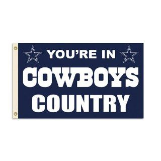 BSS   Dallas Cowboys NFL Youre in Cowboys Country 3x5