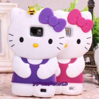 Hello Kitty Cell Phone Case Cover Skin for Samsung i9100 Galaxy S2