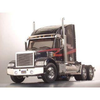 Tamiya 1/14 RC Knight Hauler Semi Truck Kit: Toys & Games