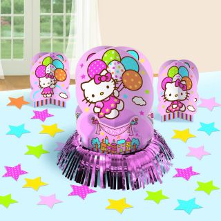 shopping trainbargains hello kitty party supplies table decorating kit