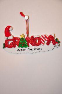 Christmas Ornaments, Grandfather, Grandpa, Grandad, Free