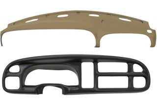 Trim CLR DPK9 Dodge RAM 2500 Dash Cap Kit 2 5 Bezel Saddle Tan