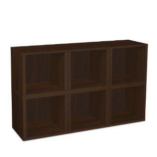 Modular Eco Storage Cubes (Black) (12.6H x 13.3W x 11.3D (each
