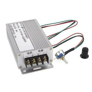PWM DC Motor Speed Controller 24V 20A 500W DC Motor Driver