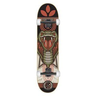 Habitat Khalsa Manimal Complete Skateboard   8.0 Snake w