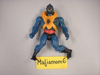 Vintage Webstor Heman Action Figure MOTU Mattel 1981