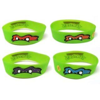 Teenage Mutant Ninja Turtles Tmnt Rubber Face Mean Logo