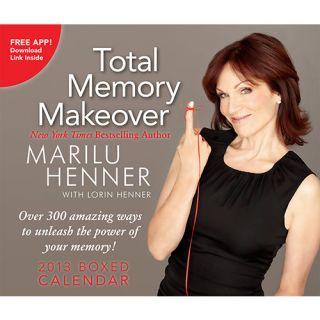 Marilu Henner 2013 Desk Calendar