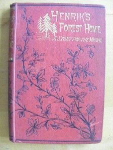 Henriks Forest Home Story for The Young M E Drewsen Wood Engravings
