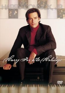 Harry Connick Jr Harry for The Holidays DVD Christmas DVD