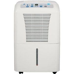 New GE 50 Pint Dehumidifier ADEW50LQ White Energy Star Electronic Dry