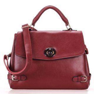 Womens Vintage Handbag Hobo Messenger Bags Purse Satchel 305