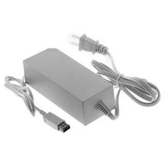 AC Wall Adapter Power Supply for Nintendo Wii Game Console New