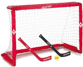 New CCM Ovechkin Mini Hockey Goal Set