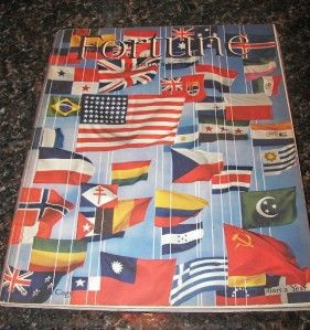 fortune magazine february 1942 complete search
