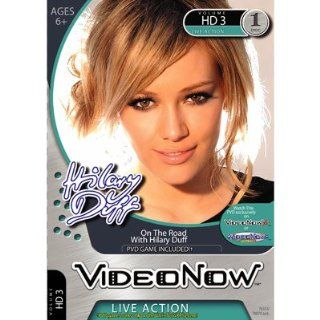 Videonow Xp Hilary Duff On the Road with Hilary Duff