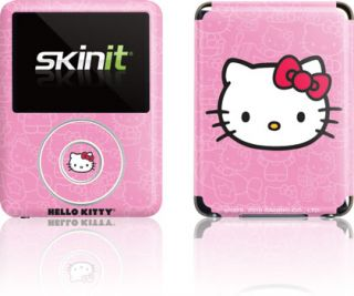 Skinit Hello Kitty Face Pink Skin for Apple iPod Nano 3rd Gen 4GB/8GB