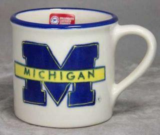 New Hartstone Pottery USA Michigan Licensed Coffee Mug