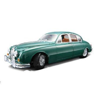 BBurago Gold   Jaguar Mark II Hard Top (1959, 1:18, Green