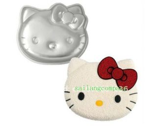 Hello Kitty Cake Pan Cake Tin Cake Decoration Bake Molds