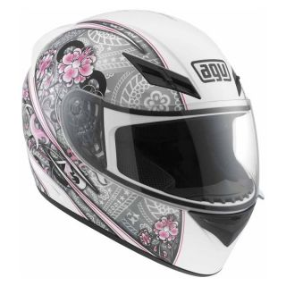 item title agv k3 crew helmet lg silver pink msrp $ 199 95 condition