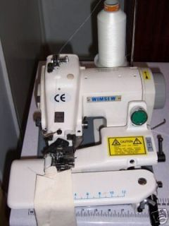 Wimsew Portable Blind Hemmer Industrial Sewing Machine