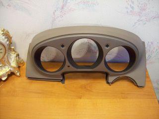 02 03 Nissan Altima Instrument Cluster Speedometer Bezel Trim Cover