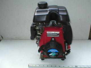 Used HONDA WX15 Small Gas Engine Pump Mini Bike Gokart Motor 4 Stroke