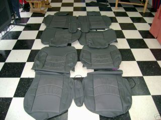 Honda CRV Leather Seat Covers 97 01 Factory Brand New