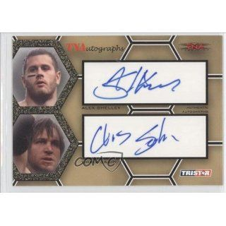 Alex Shelley/Chris Sabin #34/50 (Trading Card) 2008