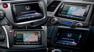 Genuine Honda Civic Jazz CRV CRZ RAV4 etc. SSD USB Bluetooth sat nav